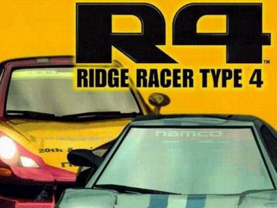 R4 Ridge Racer Type 4