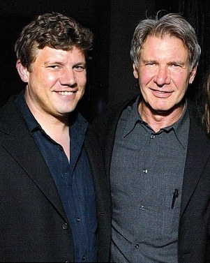 Harrison Ford and son Ben