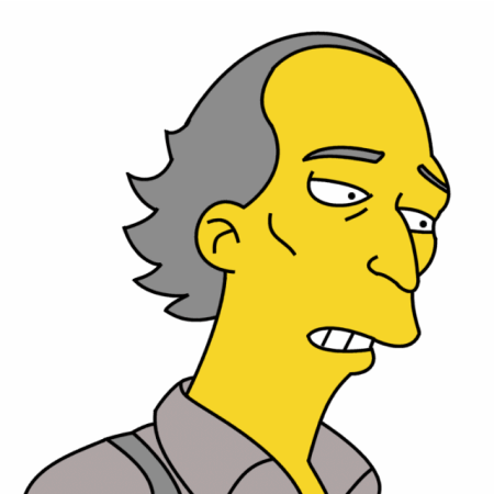 James Taylor appears in The Simpsons