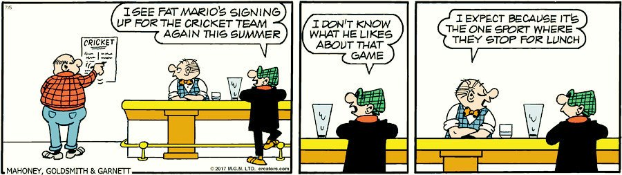 Andy Capp comic strip