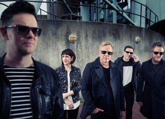 New Order line-up since 2011