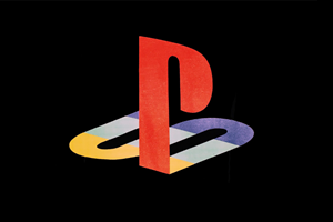 PS1 PlayStation logo