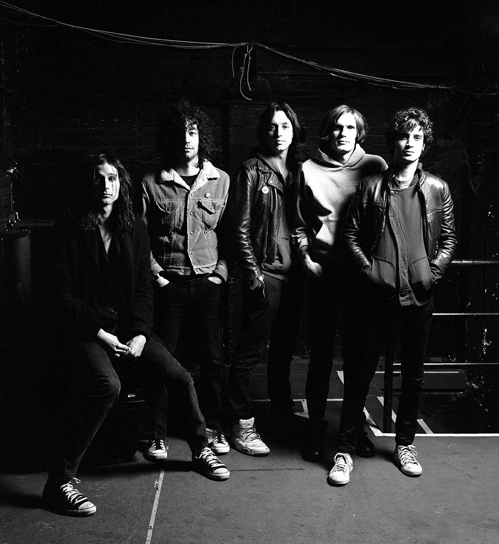 The Stylish Strokes